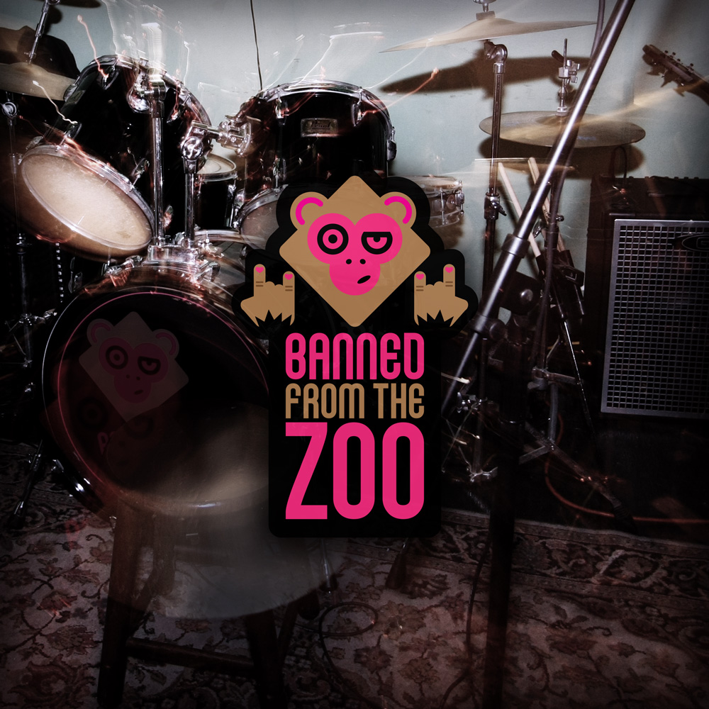 Banned from the Zoo - BFTZ Album Art