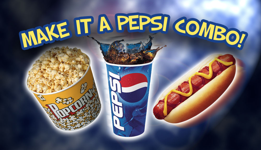 IDS Menus - Make it a Pepsi Combo