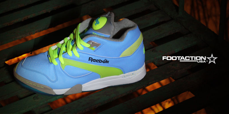 footaction reebok sneaker photo shoot